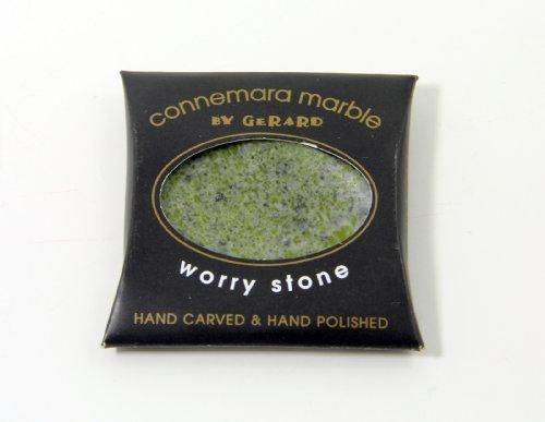 Preisvergleich Produktbild Connemara Marble Hand Carved Worry Stone by Connemara Marble