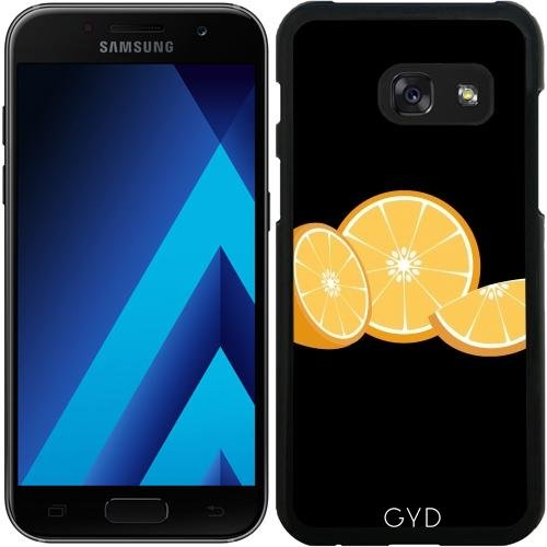 Custodia per Samsung Galaxy A5 2017 (SM-A520) - Orange Slice by ilovecotton