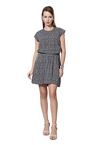 Allen Solly Women's Regular Fit Dress