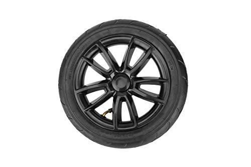 Kinderkraft kkamoovkolotyl moov - ruote posteriori di ricambio per passeggino, destra, nero