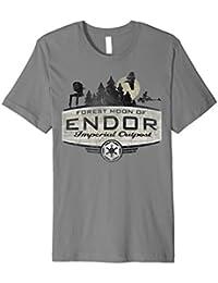 Star Wars Endor Imperial Outpost Destination T-Shirt