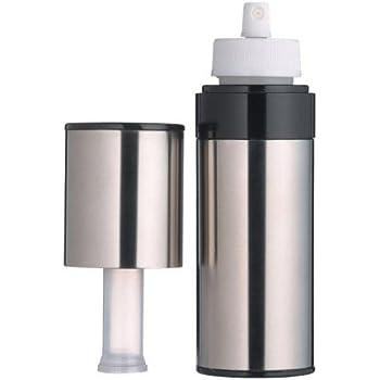 MasterClass Stainless Steel Oil Mister Spray Bottle, 150 ml (5.5 fl oz)