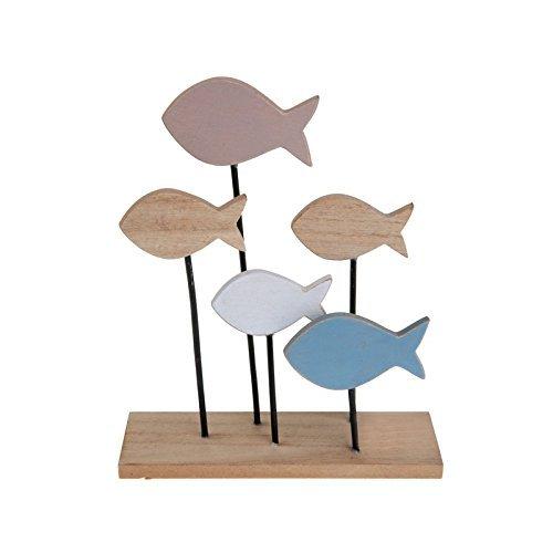 Deko-Figur/Deko-Aufsteller Fische aus Holz/Deko-Aufsteller/Dekoration/Deko-Figur Konfirmation Kommunion Taufe Maritime Deko