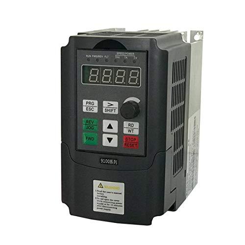 9100-1T-00150-G 1.5KW 220V 7A VFD Tragbarer Frequenz-Inverter