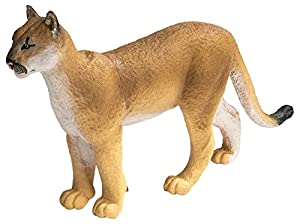 Safari 100105 Wildlife Wonders Florida Panther Minature
