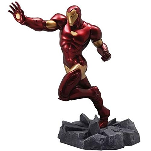 Sémic-spiro02-Estatua Iron Man-Captain