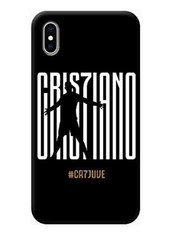 Skin-a juve juventus f.c cover custodia morbida cr7 cristiano ronaldo 7 new 2018/2019 (iphone x, 8, 8 plus, 7, 7 plus, 6/6s, 6/6s plus) (iphone xs)