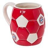 FC Bayern München Tasse, Kaffeetasse Fußball FCB - Plus Lesezeichen I Love München