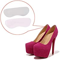 Qewmsg Sticky Shoe Back Heel Inserts Insoles Pads Cushion Liner Protector Foot Care preisvergleich bei billige-tabletten.eu
