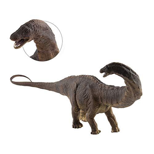 OHQ Educativo Modelo De Dinosaurio Simulado NiñOs Juguete Dinosaurio De Regalo