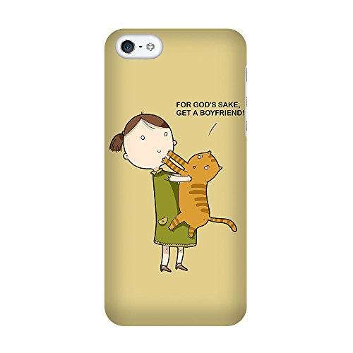 iPhone 4/4S Coque photo - obtenir un petit ami
