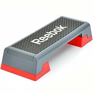 Reebok Step - Black / Red, 90 X 35 X 15 Cm