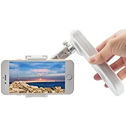 Smartphone Gimbal X-CAM SIGHT2 Estabilizador de mano para teléfonos inteligentes incluye iPhone7 / 7 plus / Samsung / Galaxyand / Huawei / Xiaomi, 2 ejes plegable Cardán cardán o iphone cardán