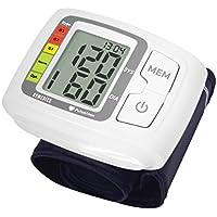 Homedics BPW-1005 Medidor de presión en la muñeca, medida de hipertensión, hipotensión