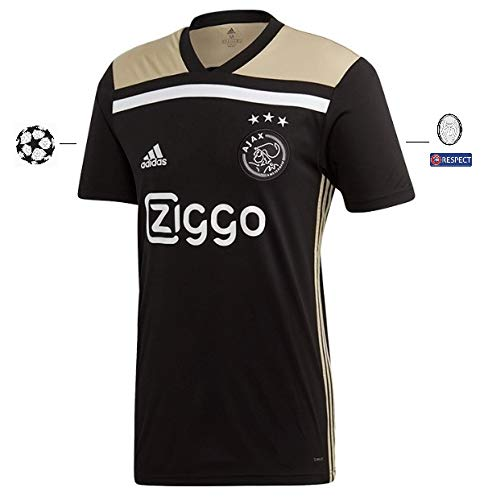 Ajax Amsterdam Trikot Kinder 2018-2019 Away UCL (140)