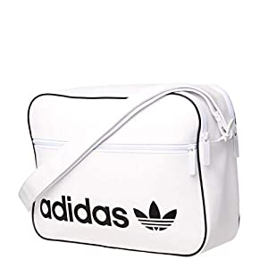 416cFw69mwL. SS300  - adidas Airliner Vint Bolso, Unisex Adulto