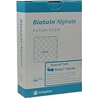 BIATAIN Alginate Kompressen 5x5 cm 10 St Verband preisvergleich bei billige-tabletten.eu