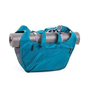 Yogatasche BOHDI Tote Bag NATARAJ, Yogamattentasche, viele praktische Fächer, leichtes & robustes Material, viel Platz für Handtuch, Wechselkleidung