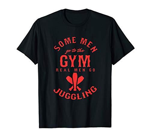 Herren Jonglieren Zirkus T-Shirt Jonglage Jongleur Geschenk