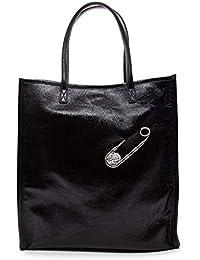 Versus Versace Borsa Shopping Donna FBD1416FCKPF460N Pelle Nero e6ae01d8d2d