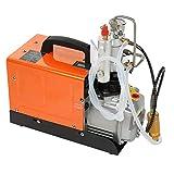 Hochdruck Luftkompressor, 220V PCP Kompressor 30MPA 4500PSI Hochdruckkompressor Hochdruckluftpumpe...