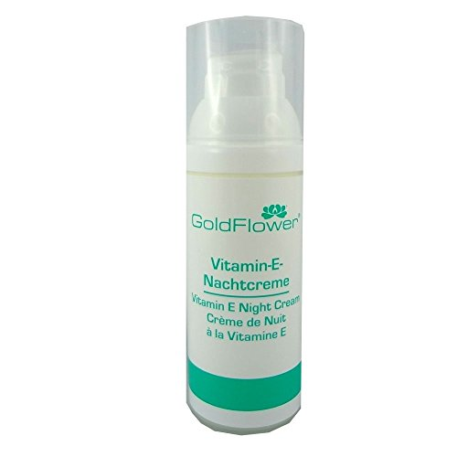 Goldflower Vitamin-E-Nachtcreme - 50 ml