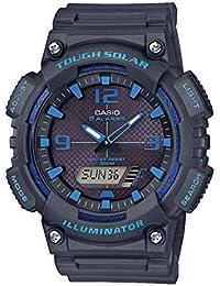 online retailer c134e 4e699 CASIO Reloj Analógico-Digital para Hombre de Cuarzo con Correa en Resina  AQ-S810W