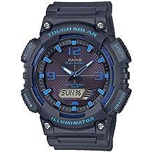 6fce1cabe512f CASIO Reloj Analógico-Digital para Hombre de Cuarzo con Correa en Resina  AQ-S810W