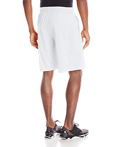 Under Armour Herren Raid 25,4cm Shorts White/White