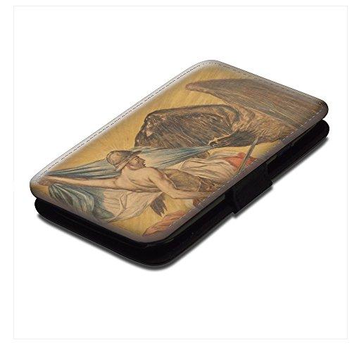 vintage-credit-lyonnais-2-designer-regalo-negro-funda-de-piel-cuero-leather-flip-case-caso-etui-wall