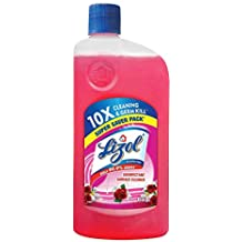 Lizol Disinfectant Floor Cleaner Floral, 500 ml