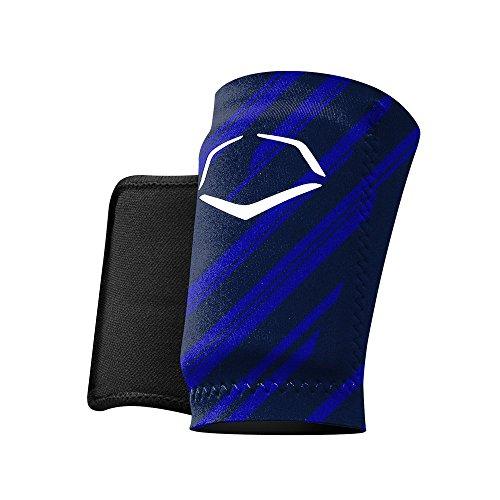 EvoShield MLB Schutz Speed Stripe Handgelenk Guard, Navy