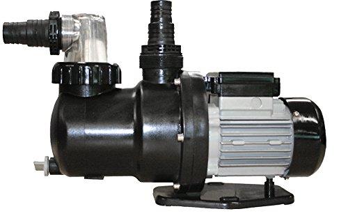 Gre PP031 - Bomba de filtración para piscinas,  1/3CV filtro de arena de 4m3/h