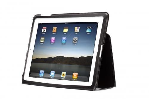 Griffin Elan Folio Slim für Apple iPad 3/iPad 2, schwarz Griffin Elan Folio