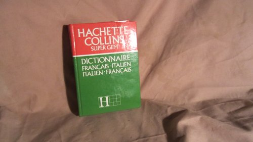 Dictionnaire français-italien, italien-français par Paola Banfichi Ferrari, Adriana Secondo
