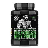 Scitec Nutrition Hydrolyzed Whey Protéine Toffee 2030 g