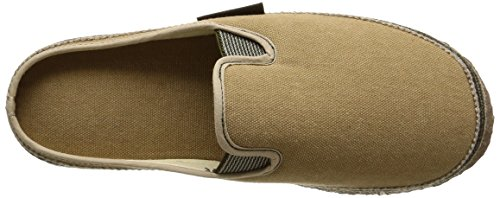 Giesswein Petersdorf, Chaussons Mules Doublé Chaud Homme Beige (238 Camel)