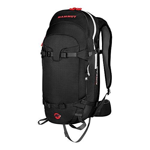Mammut Unisex-Erwachsene Pro Protection Airbag Rucksack, Schwarz (Black), 26x32x58 Centimeters