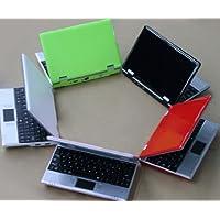 Schwarzes Mini-Notebook, Laptop, 4 GB, 7 Zoll (17,78 cm) Android 2.2. Aktuelle Software. Aktuelles Modell, importiert…