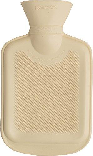 Vagabond Bags 0,5Liter Single Mini Rippe, Buttermilch Wärmflasche