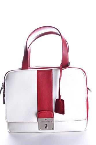 Marc-Jacobs-Womens-MCBI198025O-WhiteRed-Leather-Handbag