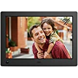 NIX Advance 8-Inch Widescreen Digital Photo Frame X08G (Non-WiFi) - Digital Picture Frame with 1280x800 HD 16:10 IPS Display, Motion Sensor, USB and SD Card Slots and Remote Control