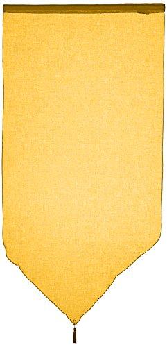 Lovely casa ra21697001monna coppia para-freddo cotone 60x 120cm, 100% cotone, giallo, 60 x 120 cm
