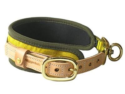 Niggeloh Hundehalsband Schweißhalsung Ultra, grün, M, 091100043
