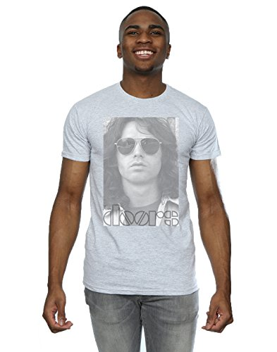The Doors hombre Soul Kitchen Camiseta XX-Large cuero gris