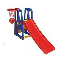 Baby slider with basketball