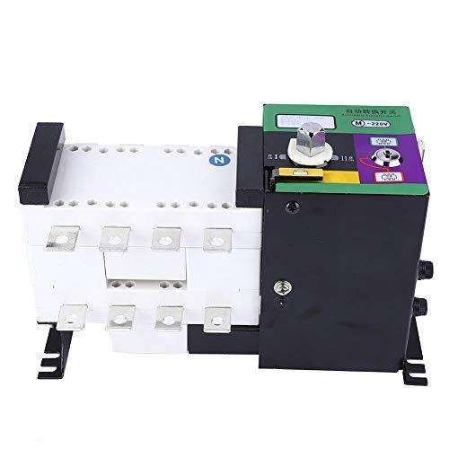 Nitrip 160A/4P Tipo de aislamiento Interruptor de transferencia automática de doble potencia...