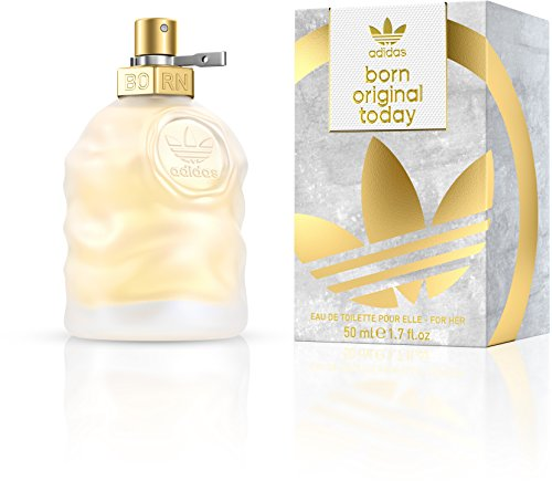 adidas Born Original Today woman Eau de Toilette Natural Spray, 50 ml