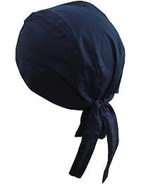 viele Farben Schwarz,10er Pack Biker Tuch Myrtle Beach Bandana Kopftuch Piratentuch