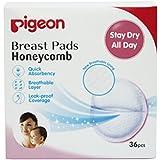 Pigeon Breast Pads Honeycomb 36 Pcs, Box